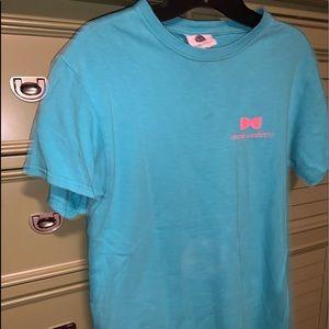 Simply Southern Sea Horse Shirt